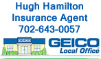 PREFERRED PRO: Hugh Hamilton is a provider of auto/cycle & life insurance, serving the Vegas area since '88
